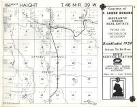 Haight T46N-R39W, Ontonagon County 1959